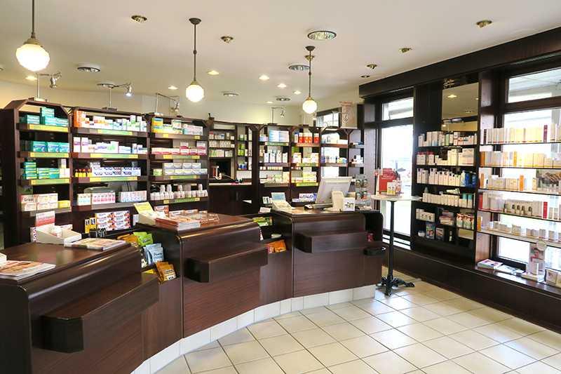 Umsatzstarke lukrative Apotheke mit gutem Gewinn im Raum Paderborn NRW, Fläche 180 qm
